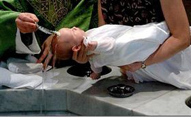 baby laten dopen